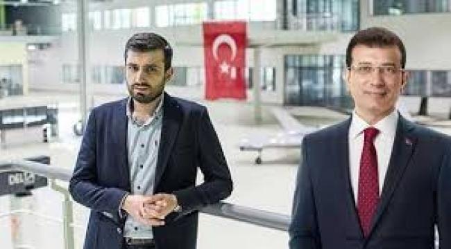 İmamoğlu Erdoğan'ın damadıyla nerede buluştu