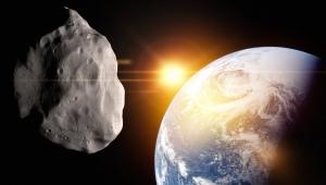 NASA: Dev bir asteroid dünyaya yaklaşıyor