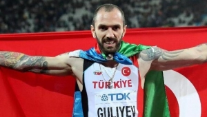 Ramil Guliyev ikinci oldu