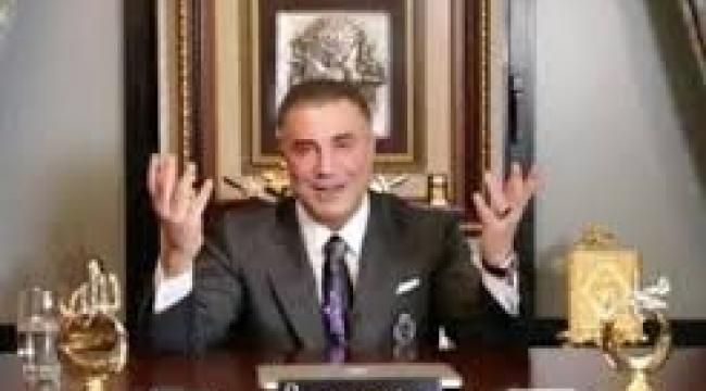 Sedat Peker'e takipsizlik kararı verildi