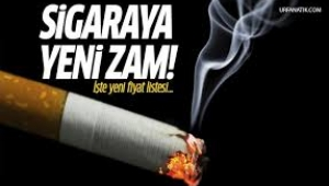 Sigaraya zam: İşte yeni zamlı fiyatlar