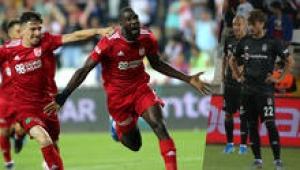 Sivasspor 3-0 Beşiktaş