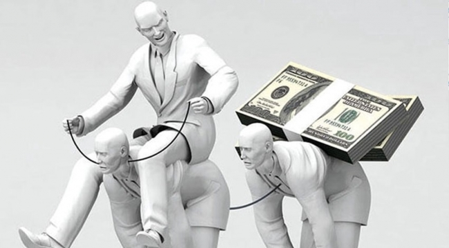 Sosyal medyada yeni tehlike: Finansal köle!