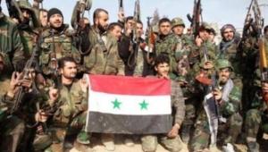 Suriye ordusu İdlib'e girdi