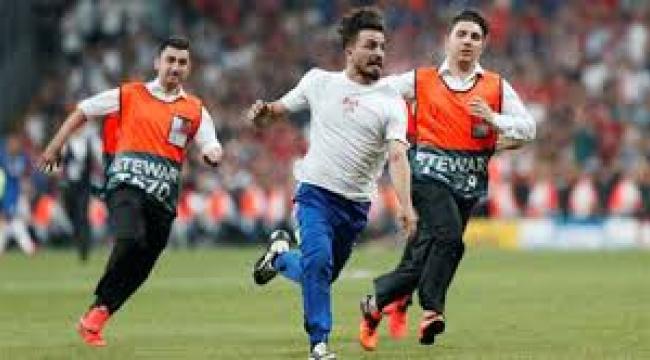 UEFA Süper Kupa finali ardından 12 yabancı ve 13 Türk gözaltına alındı