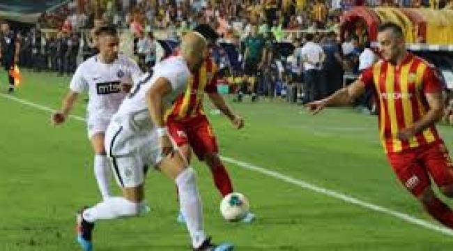 ÜZÜLDÜK...Yeni Malatyaspor 1-0 Partizan