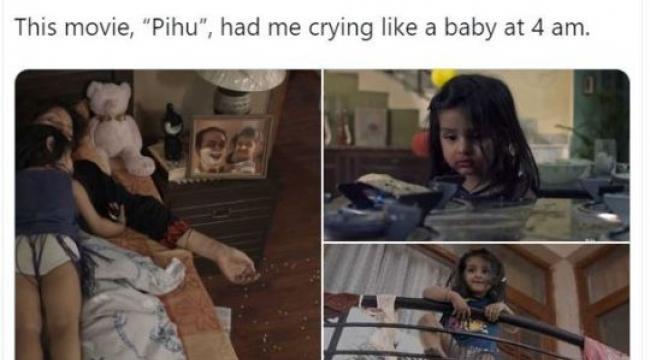 Yeni Netflix filmi Pihu'nun fragmanı dehşete düşürdü