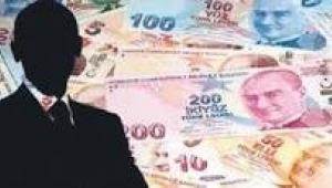 1 milyon liranın üzerinde vergi borcu olan kişi sayısı, bir yılda 31 binden 47 bine yükseldi