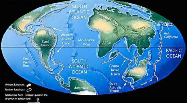 250 Milyon Yılda Dünya