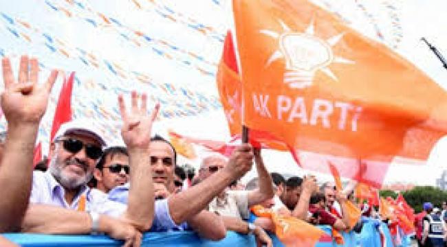 60 günde 60 bin AKP'li gitti
