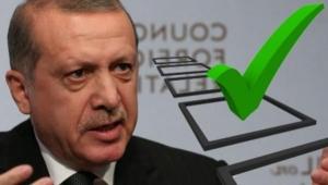 Araştırma şirketinden Erdoğan'ı üzecek anket