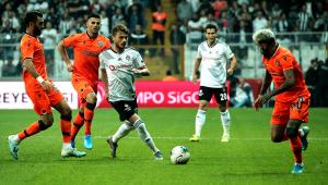 Başakşehir 1 , Beşiktaş 1