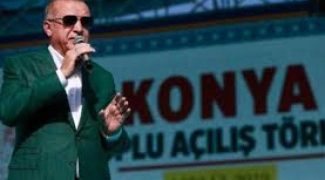 Davutoğlucular Erdoğan'ın Konya mitingini böyle okudu
