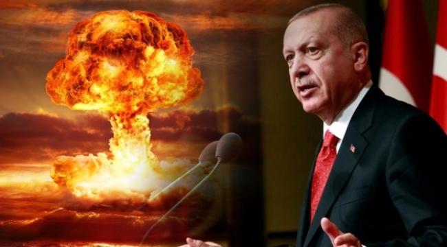 Dünya, Erdoğan'ın nükleer silah açıklamasına ne dedi?