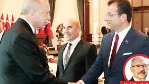Erdoğan ile İmamoğlu arasında hangi diyalog yaşandı?