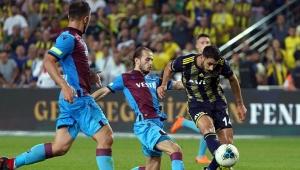 Fenerbahçe, Trabzonspor ile 1-1 berabere kaldı