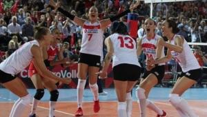Filenin Sultanları, Avrupa Şampiyonası'nda finale yükseldi