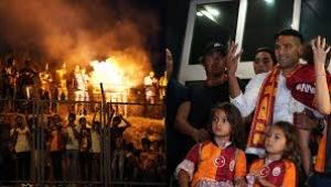 İngiliz basınının gündeminde Galatasaray var: