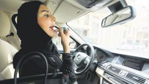 Kadınların araç kullanmaları dinen yasak