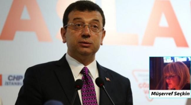 Kardeşi yerine koyduğu İmamoğlu'nun teklifini reddeden CHP'li kim?