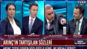 Kemal Öztürk'ten Selman Öğüt'e ağır sözler: 'Arsız, cahil'