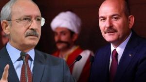 Kılıçdaroğlu'ndan Soylu'ya 'Pejmürde ederiz' yanıtı