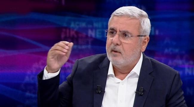 Mehmet Metiner: İçimizdeki ipsiz-sapsızlar istedikleri yere gitsinler