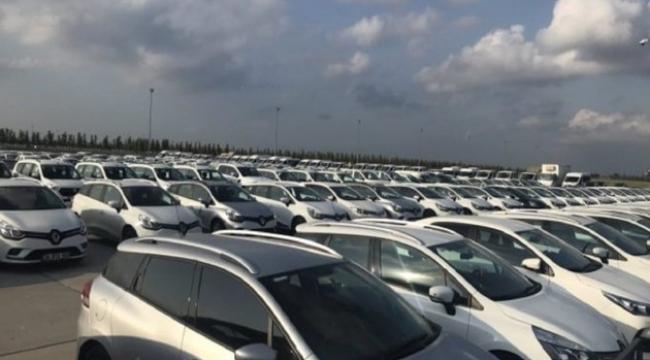 Yenikapı'daki araçlar Albayrakların damadının çıktı