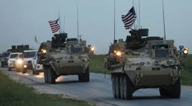 ABD , Suriye'nin neresine çekilir?