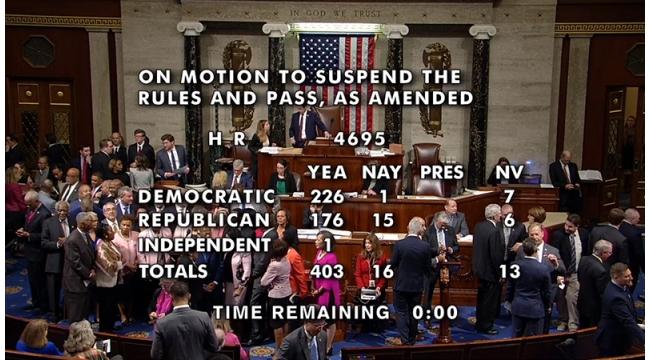 ABD Temsilciler Meclisi, Türkiye'ye yaptırım yasa tasarısını kabul etti