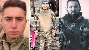 Barış Pınarı Harekâtı'nda 3 asker şehit oldu