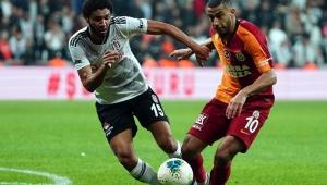 Beşiktaş: 1- Galatasaray 0