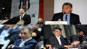 Beşiktaş'ta adaylar çalışıyor
