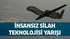 Drone ve İHA'lar savaş kurallarını değiştirdi