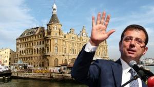 Düne kadar İstanbul Büyükşehir Belediyesi'nden 3 bin lira maaş alana Haydarpaşa'yı nasıl verirsiniz?