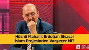 Erdoğan Siyasal İslam projesinden vazgeçer mi?