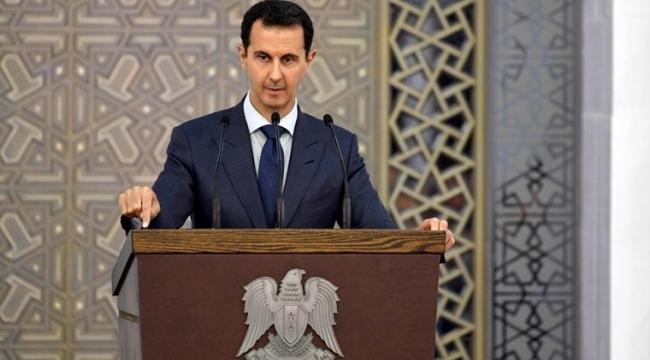 Esad'dan Türkiye karşıtı açıklama