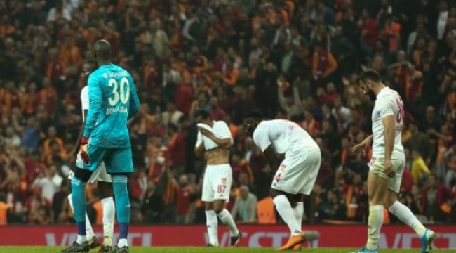 Galatasaray – Sivasspor 3-2