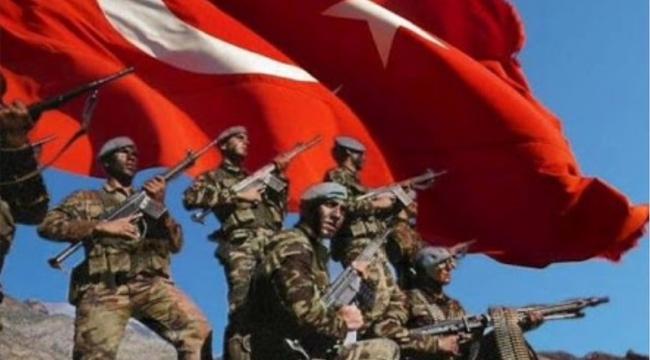 Gazan mübarek olsun ey şanlı Türk askeri…