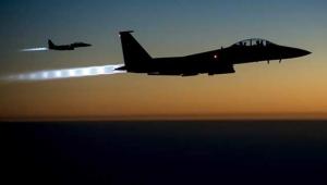Gece saatlerinde Suriye-Irak sınırındaki geçiş noktaları vuruldu