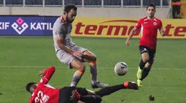 Gençlerbirliği 0 - 0 Galatasaray