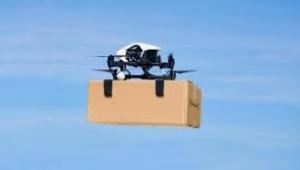 Hastanelerin ilaçları UPS'in drone ağı ile taşınacak