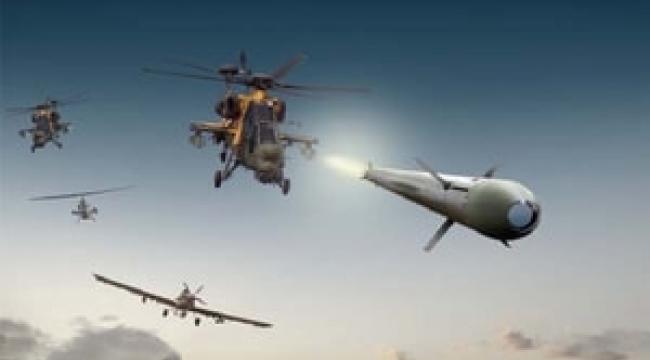 İşte Barış Pınarı Harekatı'nın silahları
