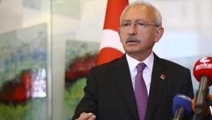 Kılıçdaroğlu'ndan 'Barış Harekâtı' açıklaması