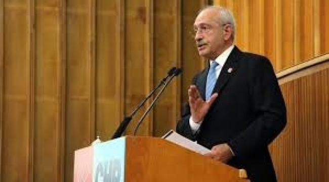 Kılıçdaroğlu: Tezkereye içimiz yana yana 'evet' diyeceğiz