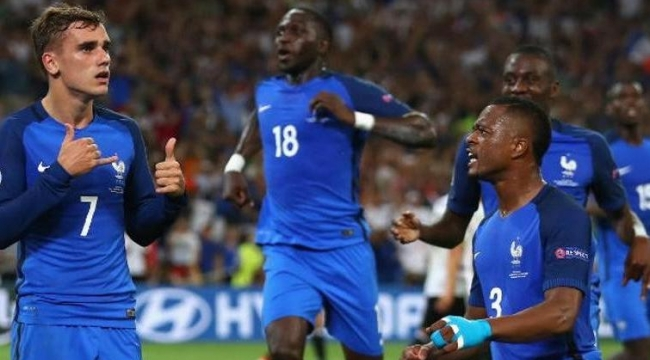 Maça bak maça: İzlanda-Fransa!