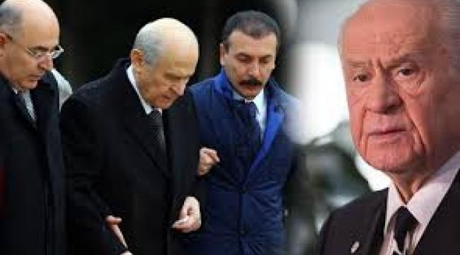 MHP lideri Bahçeli 16 gündür yok