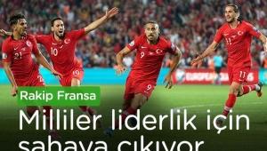 Türkiye, Fransa maçıyla 576. kez sahaya çıkacak