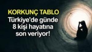 Türkiye intihar verileri: Son 17 yılda 50 bin 378 kişi hayatına son verdi!