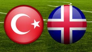 Türkiye İzlanda maçı ne zaman